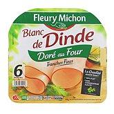 Blanc de dinde Fleury Michon,FLEURY MICHON,180g