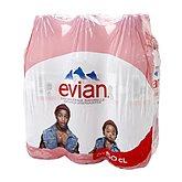 Eau minérale Evian 6x50cl